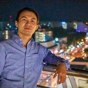 Tom Qiao in Chiang Mai